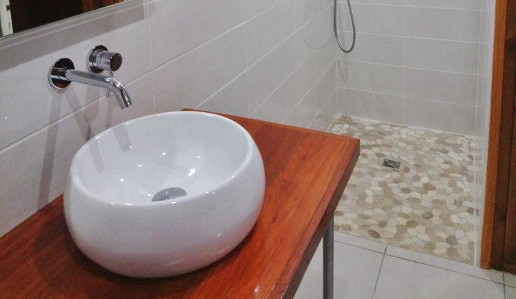 Case vue mer salle de bain