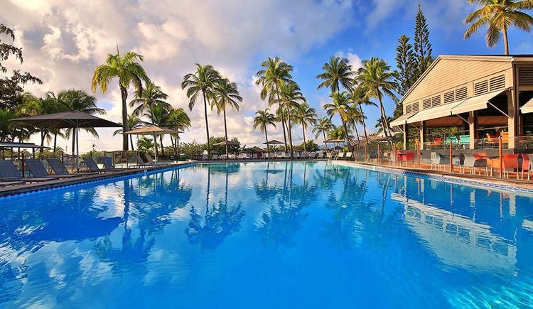 Langley Resort Fort Royal & La Créole Beach Hôtel avec location de voiture