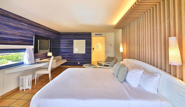 Creole Beach Hotel Chambre