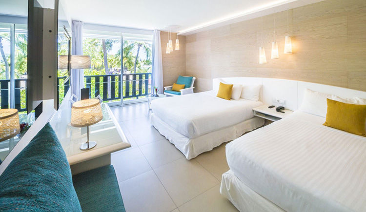 Creole Beach Hotel Chambre double