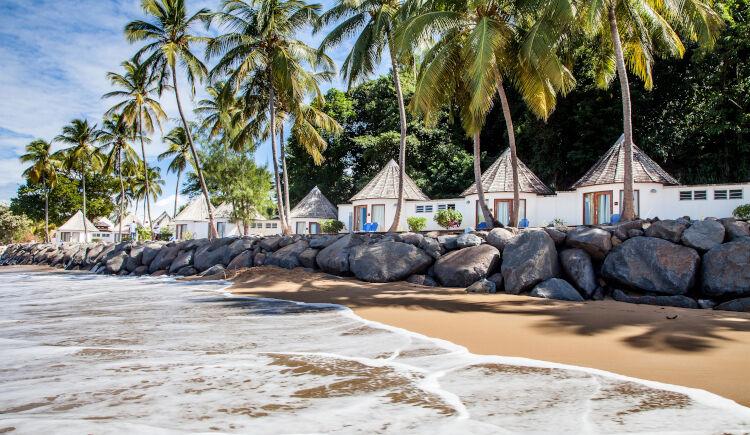 bungalow sur plage