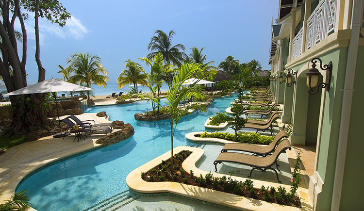 Sandals Negril Beach Resort & Spa 5*