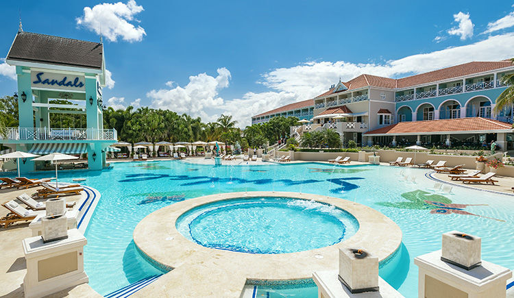 Sandals Ochi Beach Resort 5*