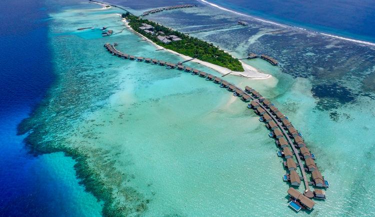 The Residence Maldives at Falhumaafushi 5 *