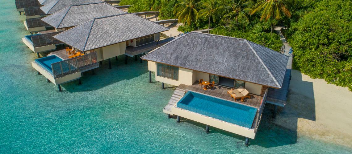 deluxe laggon pool villa