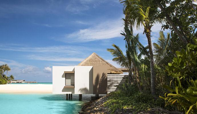 garden water villa