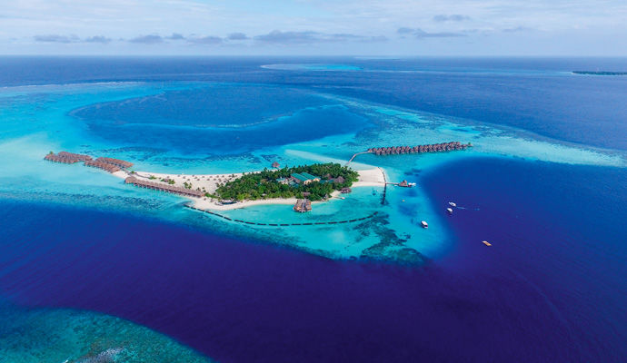 Constance Moofushi Maldives 5 * Luxe