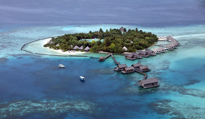 The Gangehi Island Resort 4 *