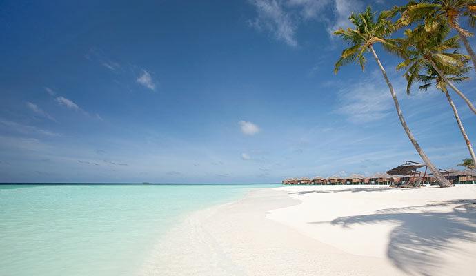 Constance Halaveli Resort 5 * Luxe