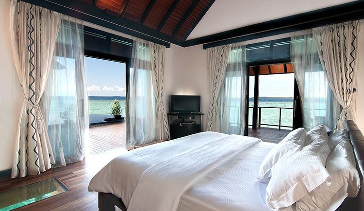 Aqua Retreat chambre