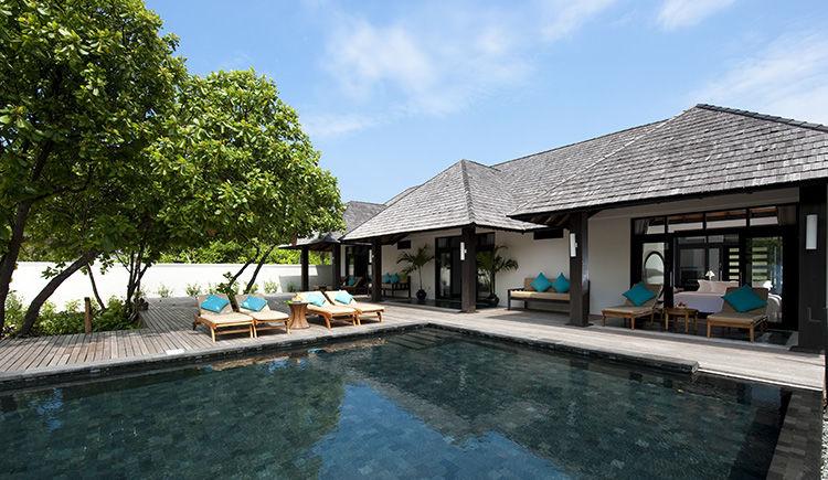 Hidden Retreat piscine