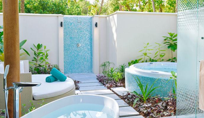Beach Villa salle de bains