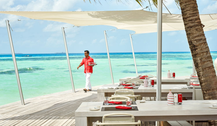 Restaurant Beach Rouge