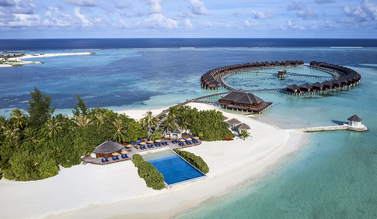 Olhuveli Beach & Spa Maldives 4 * Sup
