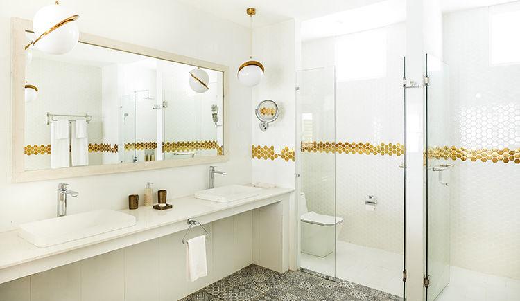 Water Villa salle de bain