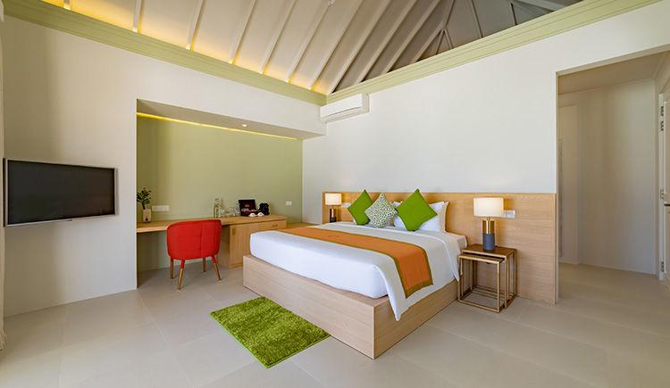 Grand Beach Villa chambre