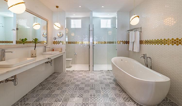 Grand Water Villa salle de bain