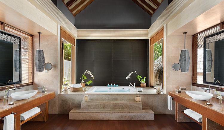 Villa Laalu salle de bain