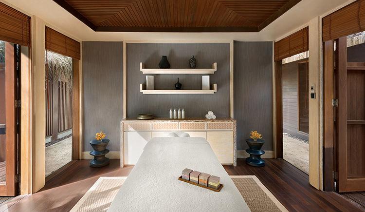 Villa Laalu salle de massage
