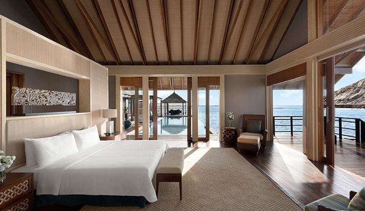 Villa Muthee chambre