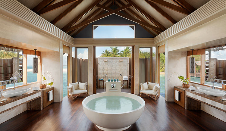 Villa Muthee salle de bain