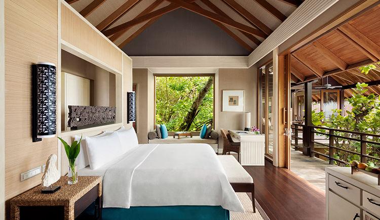 Tree House Villa chambre
