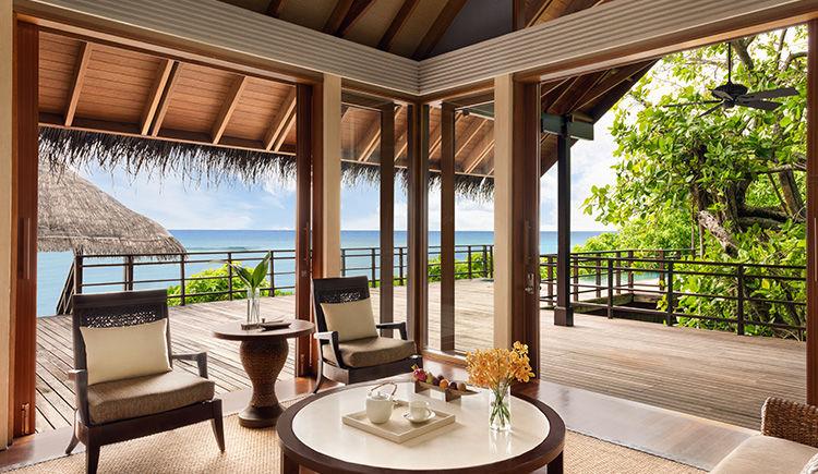 Tree House Villa salon