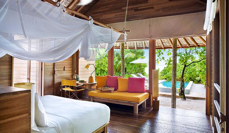 chambre Beach Villa