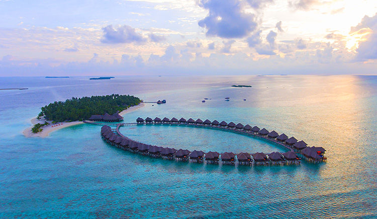 Sun Aqua Vilu Reef 5 *