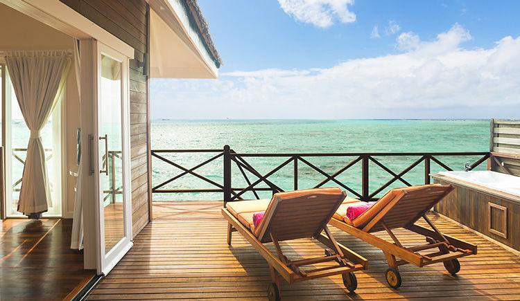 terrasse Reef Villa