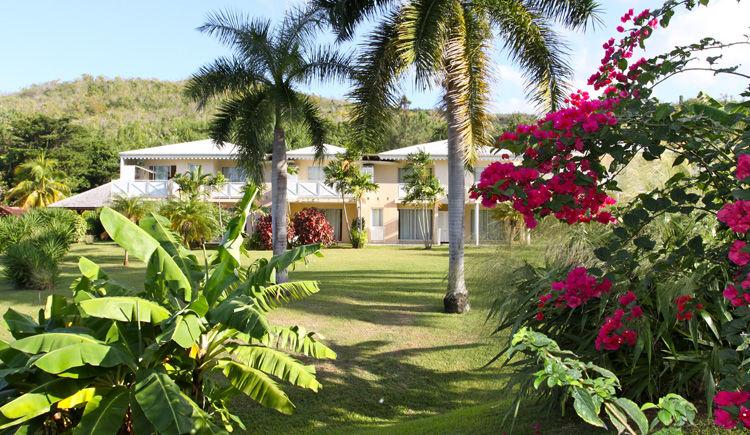 Karibea Resort jardin