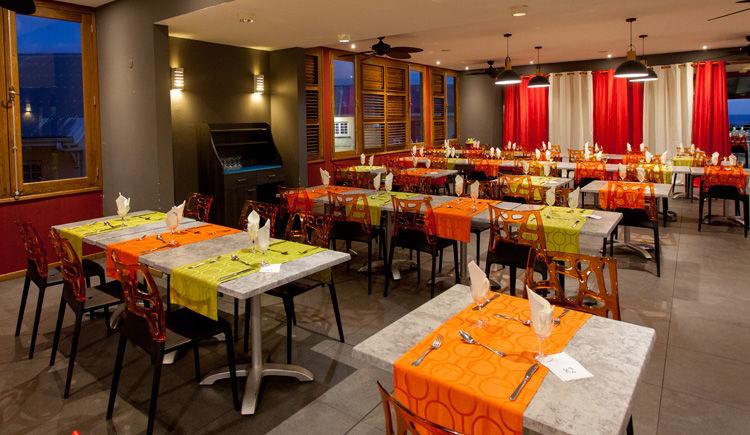Karibea Resort restaurant