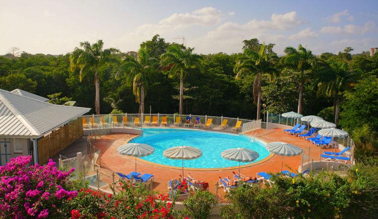 Appartements Caribia Resort Sainte Luce 3 *