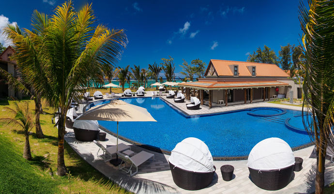 Maritim Crystals Beach Resort and Spa 4 * Sup