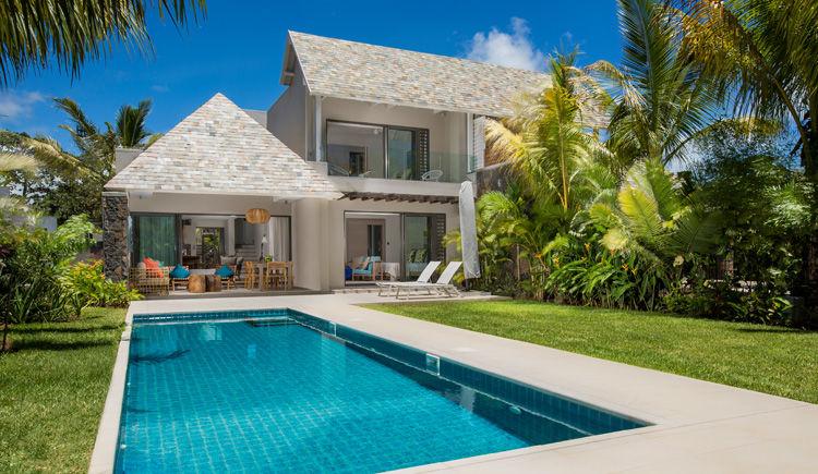 villa deluxe piscine
