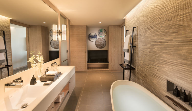 salle de bain Premier garden