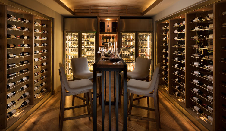 Restaurant 1884 Wine Cellar