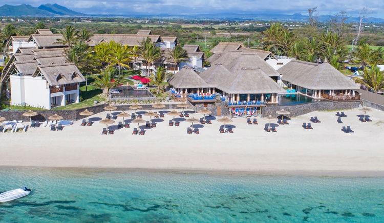 C Mauritius 4 *