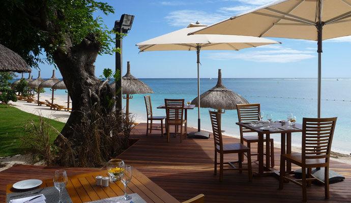 Bar plage restaurant