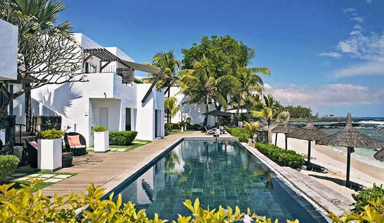 Hotel Recif Attitude piscine