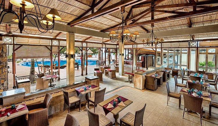 Cotton Bay restaurant
