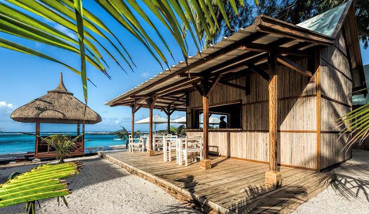 Cotton Bay restaurant de plage
