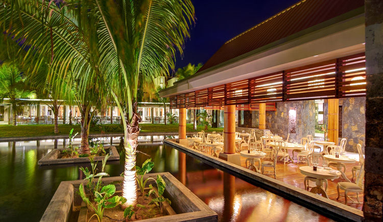 Maritim Crystal restaurant