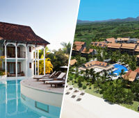 La Réunion Hôtel Le Saint Alexis 4* Ile Maurice Maritim Crystals Beach Resort & Spa 4 *