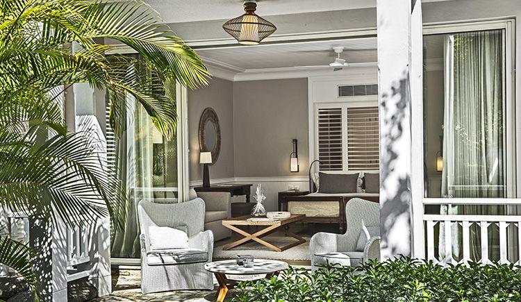 Suite jardin terrasse