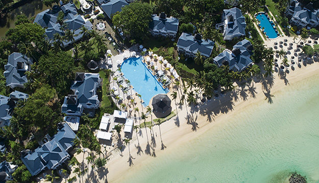 Heritage Le Telfair Golf & Wellness Resort 5 *