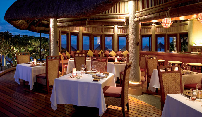 restaurant spiaggia