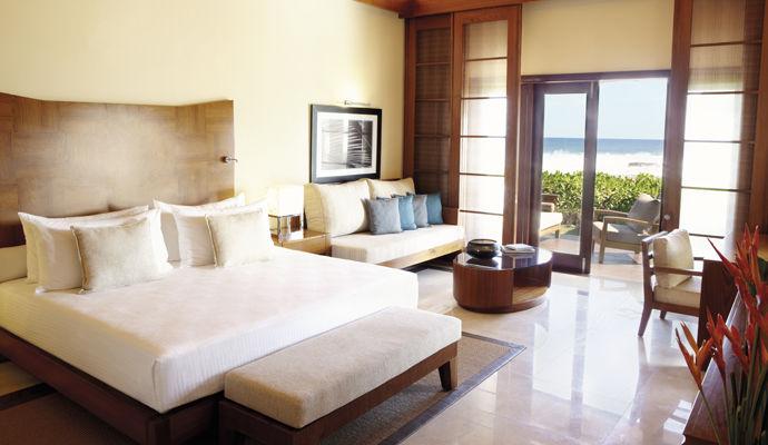 villa suite deluxe avec piscine