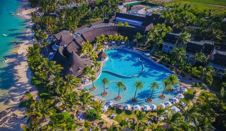 LUX* Belle Mare Resort & villas 5 * Luxe
