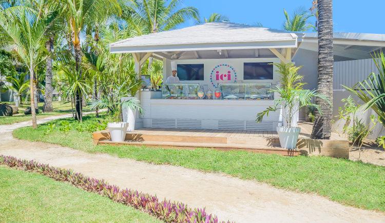 bungalow des glaces